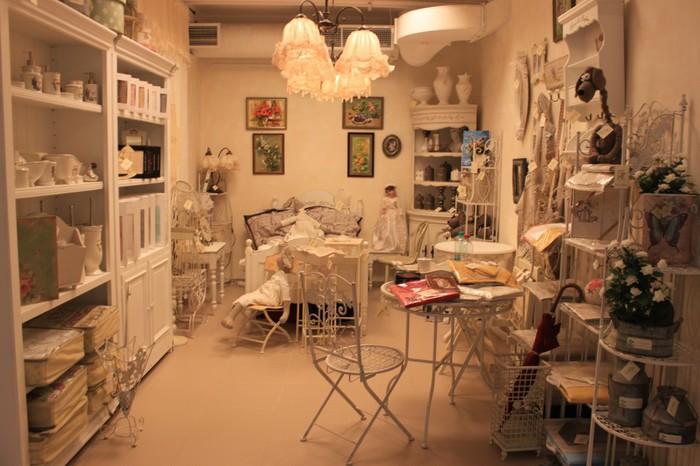 Магазин декора дизайн