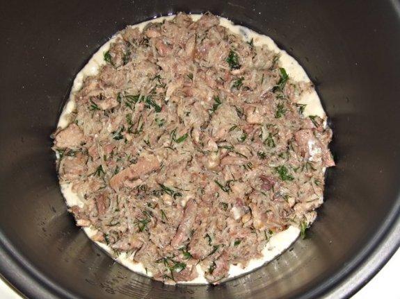 Пирог с картофелем и рыбными консервами в мультиварке (8) (575x431, 200Kb)