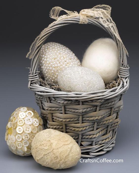 пасхальные яйца и пуговицы (17) (564x700, 316Kb)