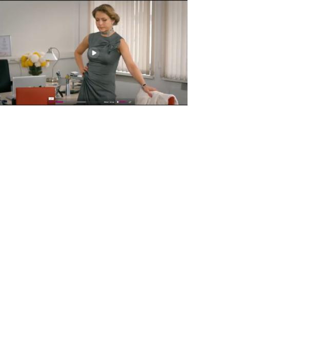 Платье из сериала Папа напрокат 4 (608x700, 91Kb)