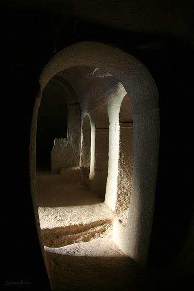 14 Кокар Kokar Kilise  Пахнущая Церковь Ихлара Каппадокия Шкондин (8) (384x576, 103Kb)