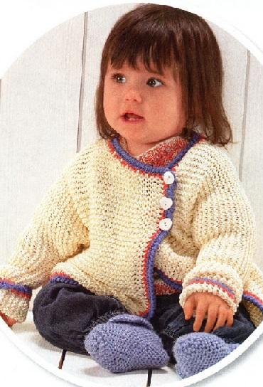 Клубокру вязание спицами для детей до года 77
