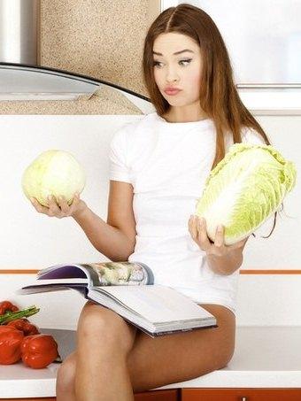 Эффективная капустная диета