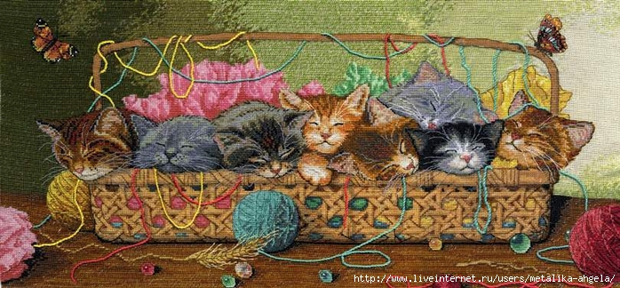 Stitchart-Kitty-litter0 (700x324, 277Kb)