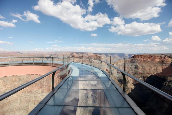 смотровая площадка в гранд каньоне фото 3 (700x467, 317Kb)