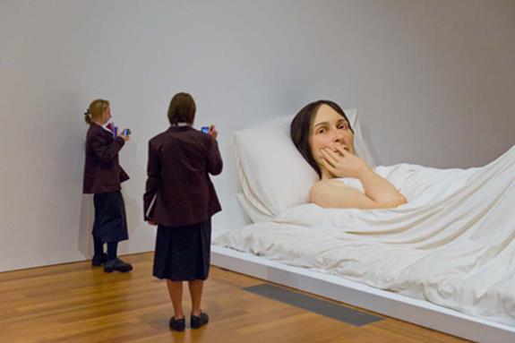 Необычное искусство   акции в постели. Джон Леннон, Йоко Оно и другие