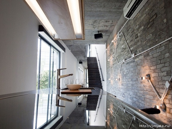contemporary-kitchen-design-brick-wall-Tapered-House (600x450, 196Kb)