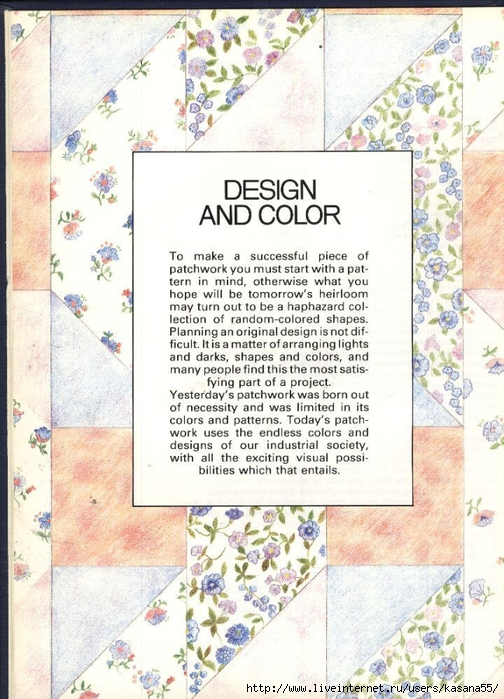 Beautiful Patchwork & Quilting Book 008 (504x700, 317Kb)
