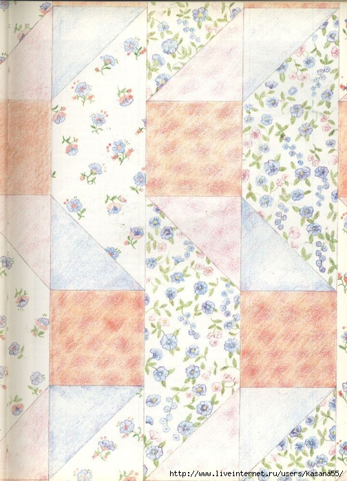 Beautiful Patchwork & Quilting Book 009 (504x700, 315Kb)