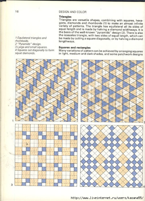 Beautiful Patchwork & Quilting Book 016 (504x700, 336Kb)