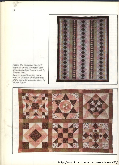 Beautiful Patchwork & Quilting Book 018 (504x700, 271Kb)
