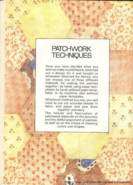 Beautiful Patchwork & Quilting Book 028 (504x700, 357Kb)