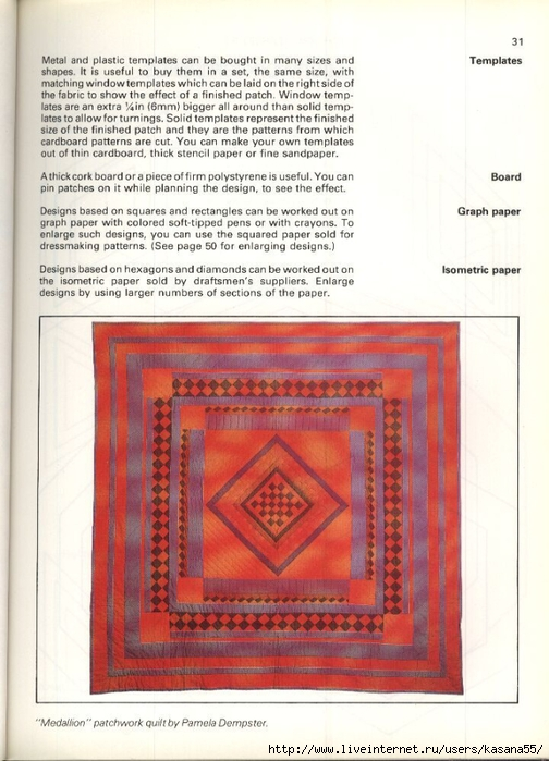 Beautiful Patchwork & Quilting Book 031 (504x700, 255Kb)