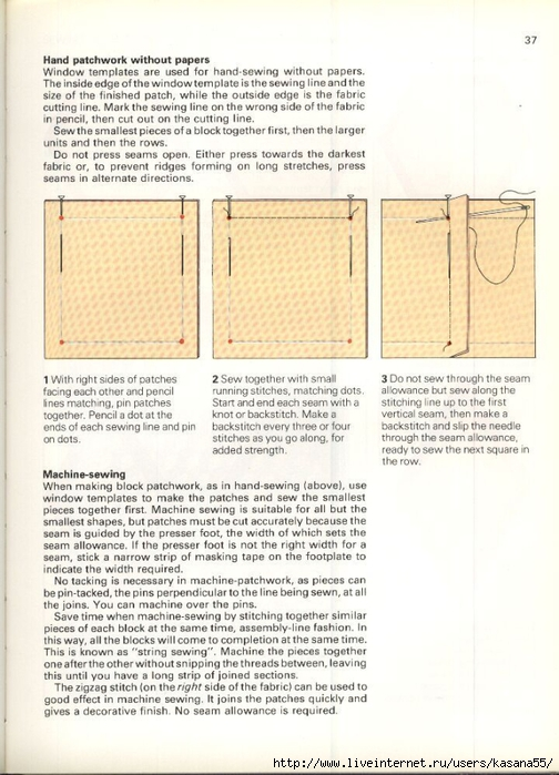 Beautiful Patchwork & Quilting Book 037 (504x700, 254Kb)