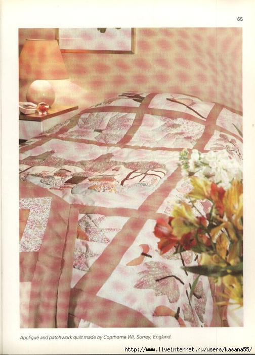 Beautiful Patchwork & Quilting Book 065 (504x700, 276Kb)