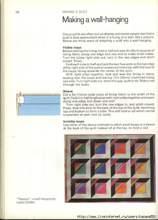 Beautiful Patchwork & Quilting Book 078 (504x700, 221Kb)