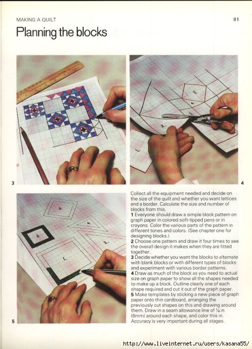 Beautiful Patchwork & Quilting Book 081 (504x700, 280Kb)