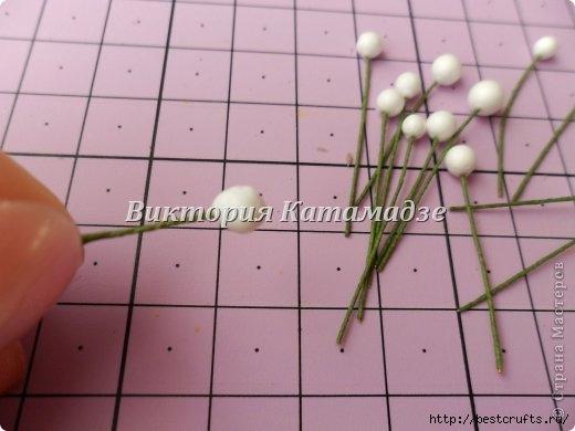 Мимоза из шерсти и шелка МК (11) (520x390, 89Kb)