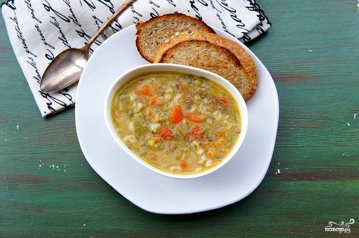 Итальянский овощной суп для похудения - на Dietsru