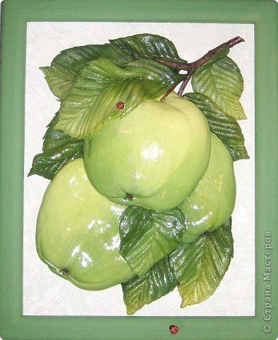 яблоки из теста5 (393x480, 42Kb)