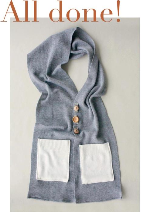 шарфик с карманами и пуговицами (9) (494x700, 220Kb)