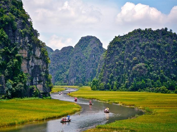 Красота гор и рисовых полей Там Кок1 (700x525, 337Kb)