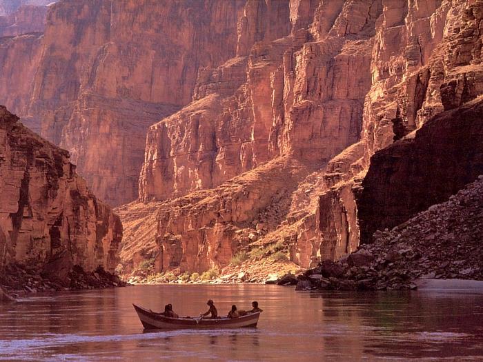 4.США, Аризона. Гранд-Каньон (700x525, 488Kb)
