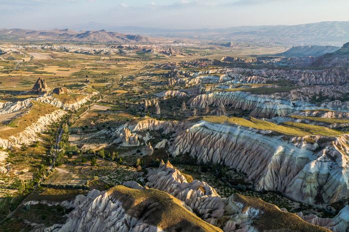 21. Турция. Страна лошадей, гор и воздушных шаров1 (700x466, 495Kb)