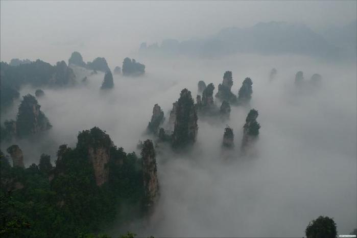 нац.парк, Китай 13 (700x466, 127Kb)