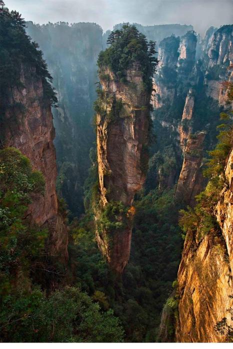 нац.парк, Китай 26 (466x700, 386Kb)