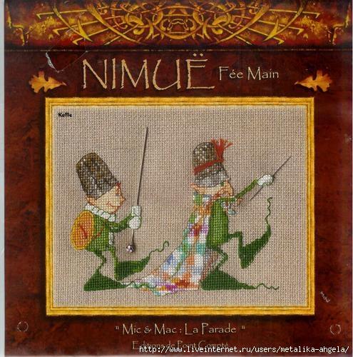 NimuГ« 37 Mic & Mac - La Parade (495x500, 192Kb)