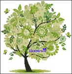 Превью Весеннее дерево (468x477, 240Kb)
