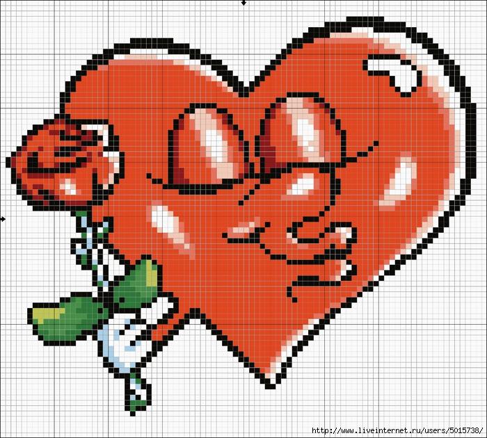 сердечко (700x630, 374Kb)