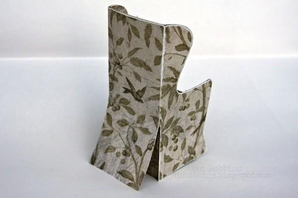 Скрапбукинг. Кресло-качалка из бумаги (5) (600x400, 127Kb)