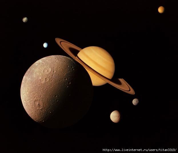 Сатурн с Реей (623x534, 54Kb)