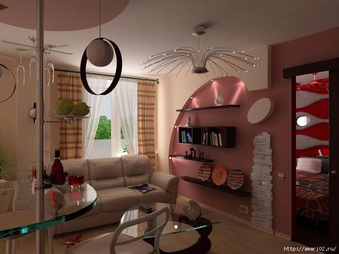 Как правильно сделать интерьер квартиры