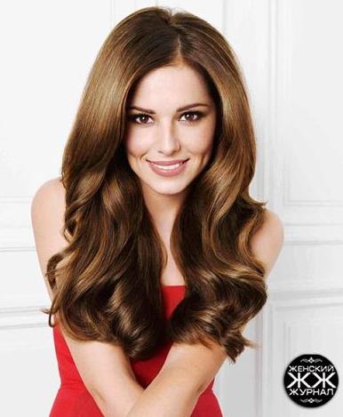 красивые волосы (386x469, 308Kb)