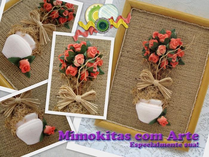 Мешковина, джут и цветочный горшок. Идеи декоративных панно (2) (700x525, 477Kb)
