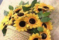 Мешковина, джут и цветочный горшок. Идеи декоративных панно (3) (248x167, 67Kb)