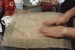 Мешковина, джут и цветочный горшок. Идеи декоративных панно (6) (248x167, 45Kb)