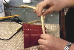 Мешковина, джут и цветочный горшок. Идеи декоративных панно (8) (248x167, 45Kb)