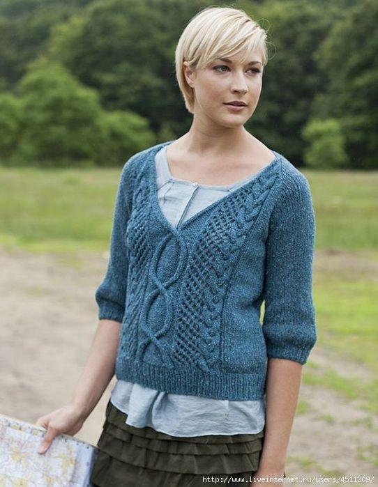 Goluboy pulover (542x700, 168Kb)