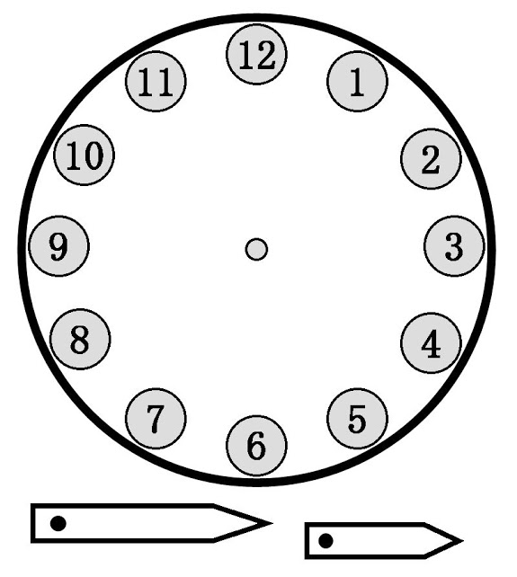 Циферблаты часов для творчества (14) (575x642, 105Kb)