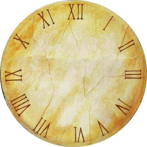 Циферблаты часов для творчества (16) (616x616, 275Kb)