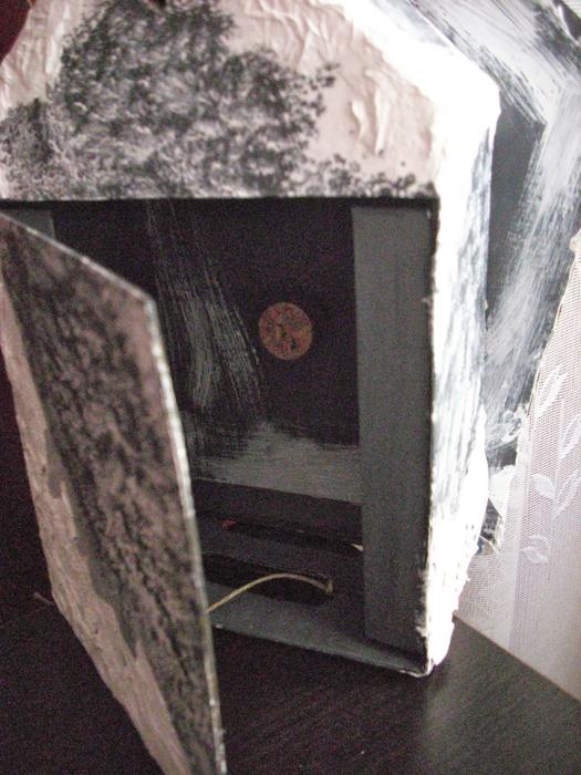 зимние часы с кукушкой из картона (5) (525x700, 475Kb)