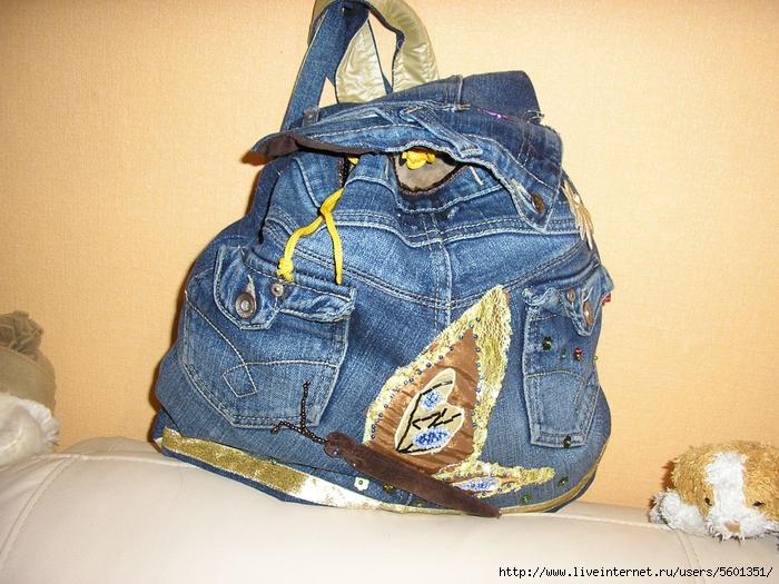 Как украсить джинсовый рюкзак фото 80