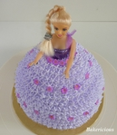Превью Purple Barbie Doll Cake-1 (605x700, 282Kb)