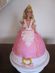 Превью Sleeping Beauty Barbie Cake (525x700, 196Kb)