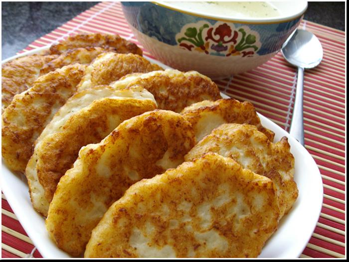 Ленивые пирожки или оладьи из индейки