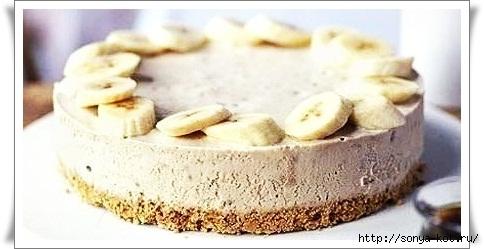 Банановый чизкейк (484x249, 76Kb)